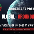 REBROADCAST Global Groundation 2020 , Nov. 14 @12 noon EST