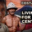 Costa Rica. The Oldest People In The World (Episode 4)   Full Documentary